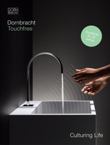 Dornbracht Bathroom Touchfree Catalogue Inspiration