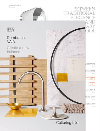Dornbracht Catalogue Vaia Bathroom Inspiration