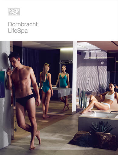 Dornbracht Experience Shower Brochure LifeSpa
