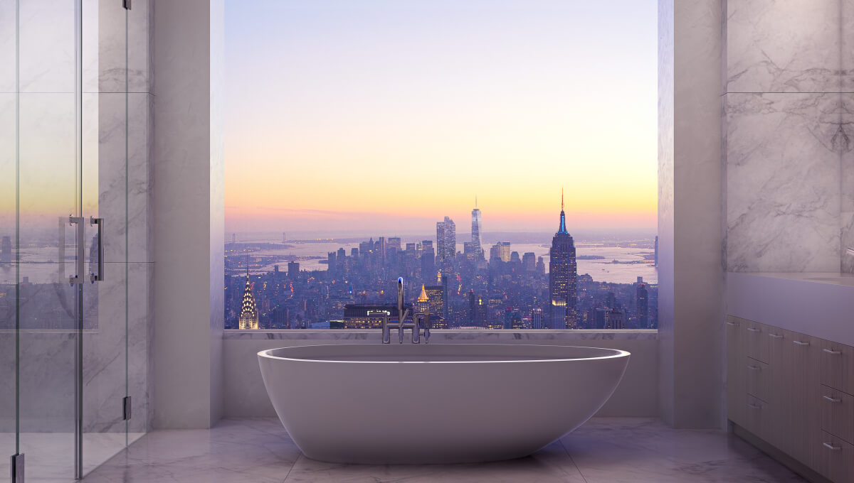 Dornbracht Bathroom 432 Park Avenue