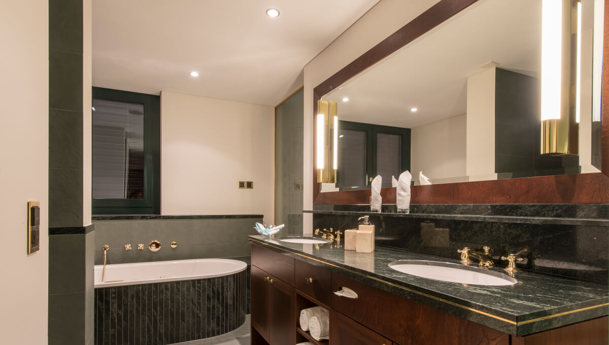 Dornbracht Bathroom Hotel Bad Horn