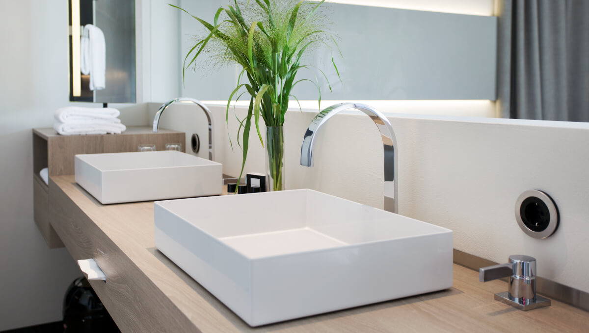 Dornbracht Mem Reference luxury bathroom