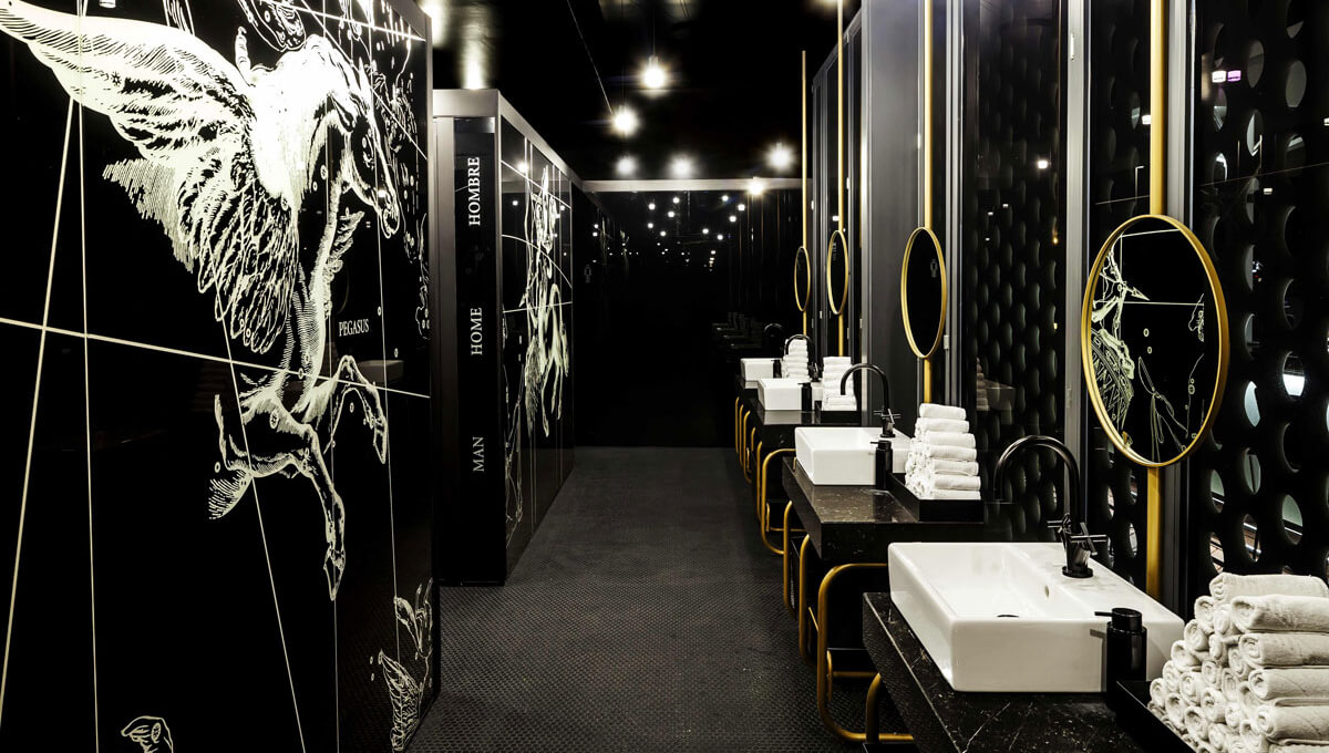Dornbracht Bathroom tara black One Ocean Club