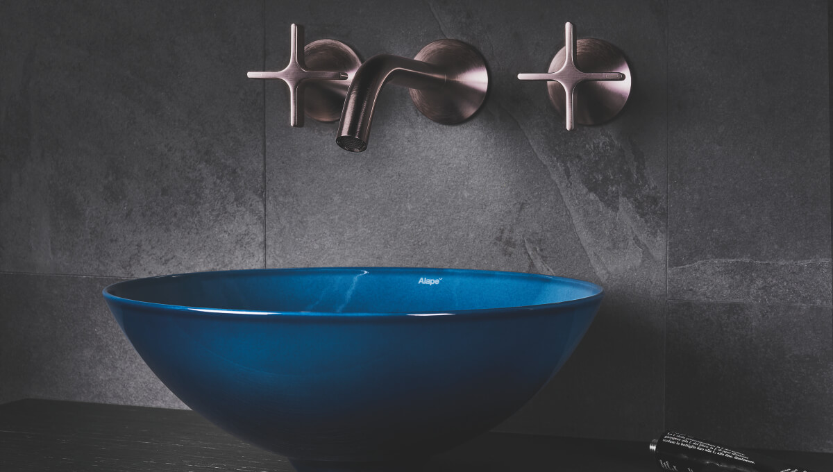 Dornbracht Alape Vaia Bathroom Inspiration