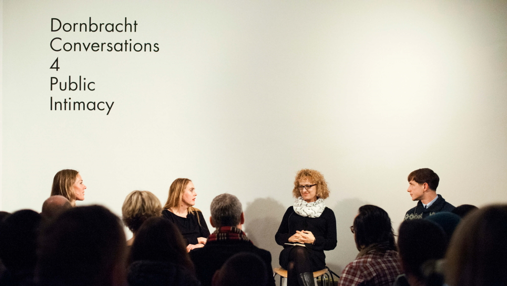 Dornbracht Culture Conversations Berlin KW Public Intimacy