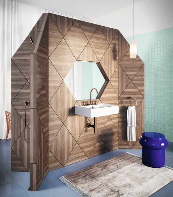 Dornbracht bathroom collaborations vaia Kromayer Descloux inspiration