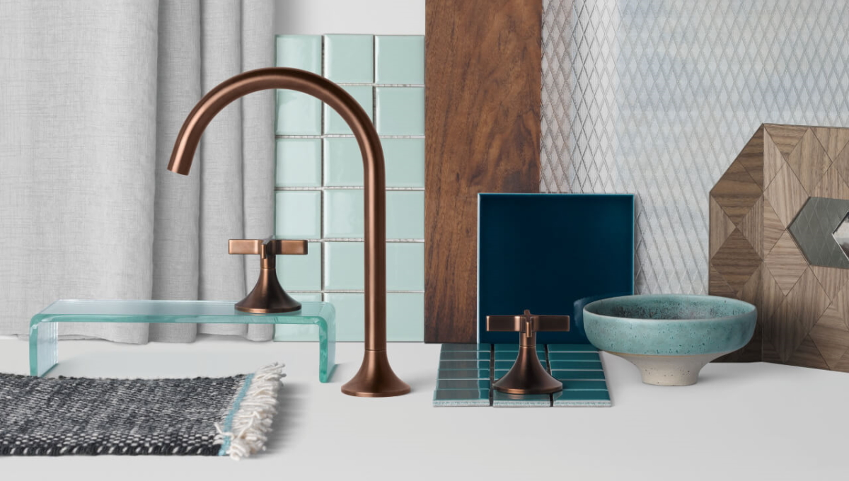 Dornbracht Research Bathroom Vaia Collage Inspiration