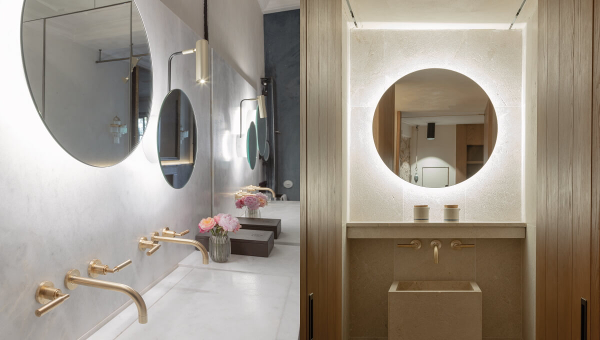 Dornbracht Bathroom Inspiration Brass Reference