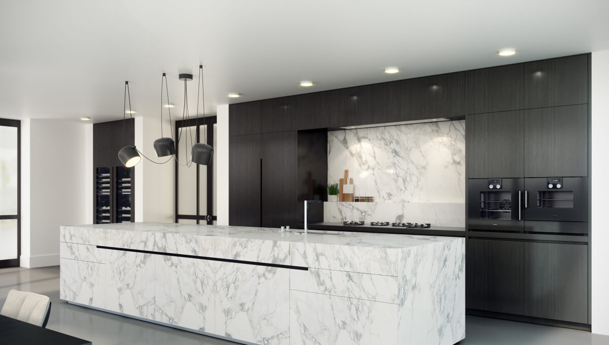 reference dornbracht Kitchen Lot villa Laren Luxury Design Faucet