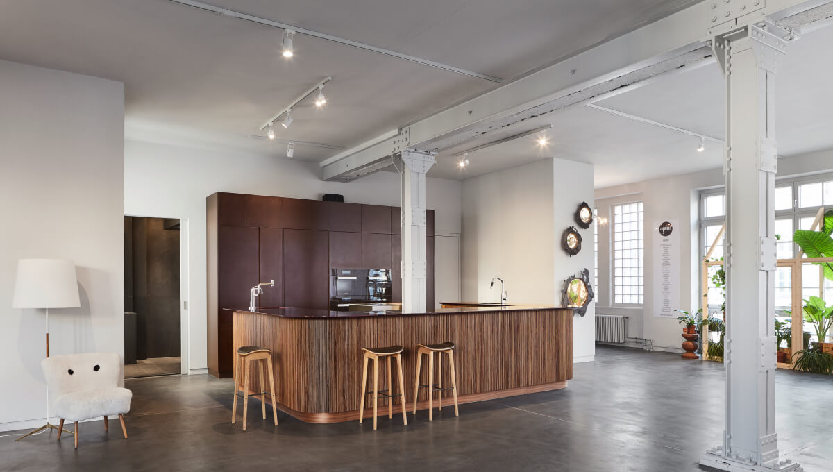 Dornbracht Kitchen Sync inspiration aparment berlin