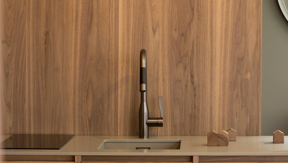 dornbracht kitchen sync nomade berlin