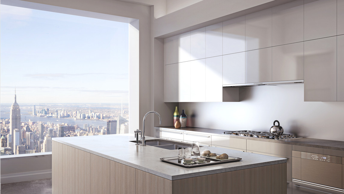 Dornbracht Kitchen 432 Park Avenue