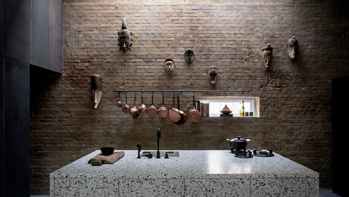 Dornbracht Kitchen Peters House 2
