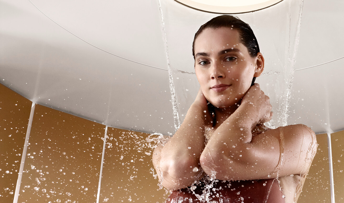 Dornbracht Experience Shower Aquamoon Luxury Bathroom