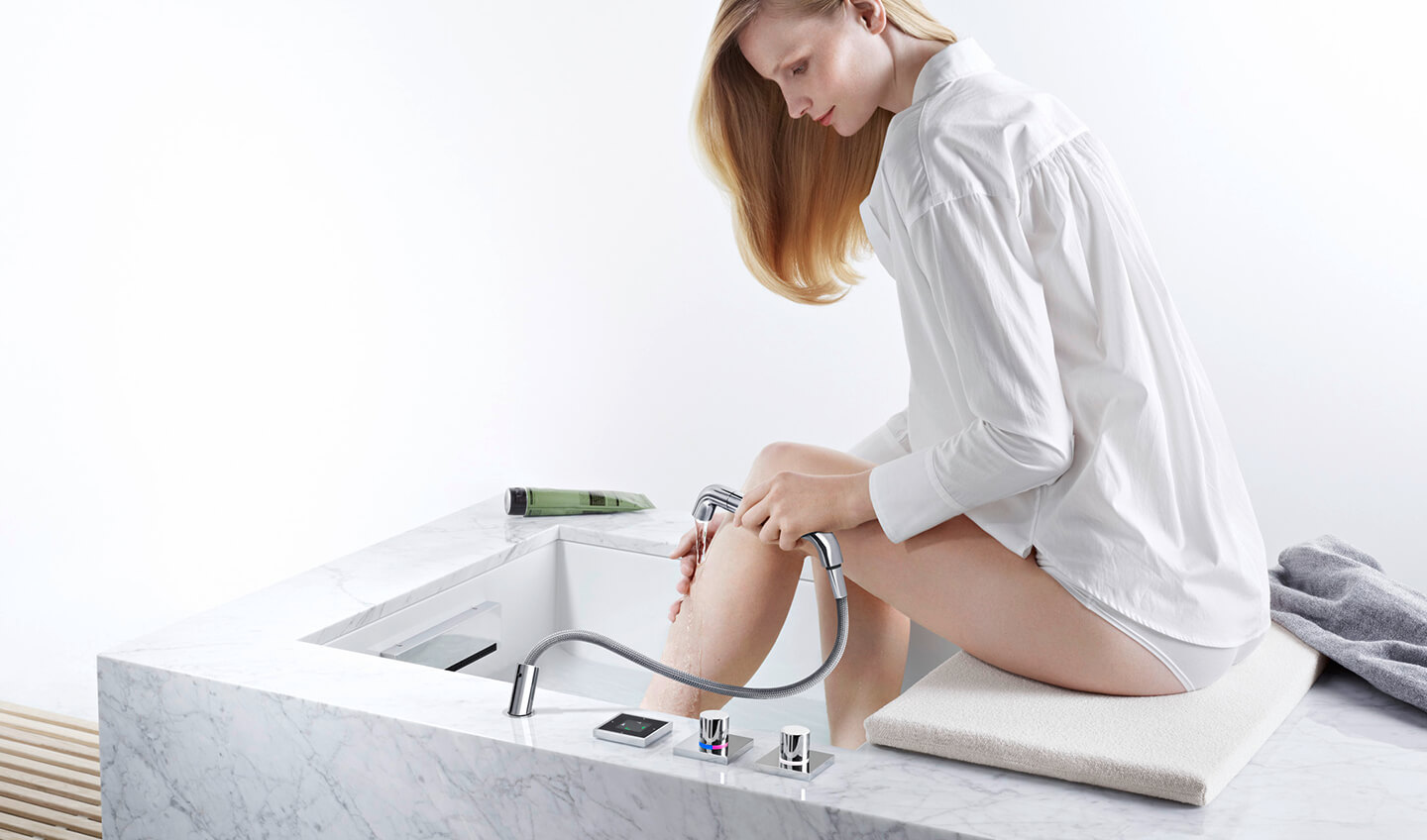 Dornbracht Exerience Shower Foot Bath