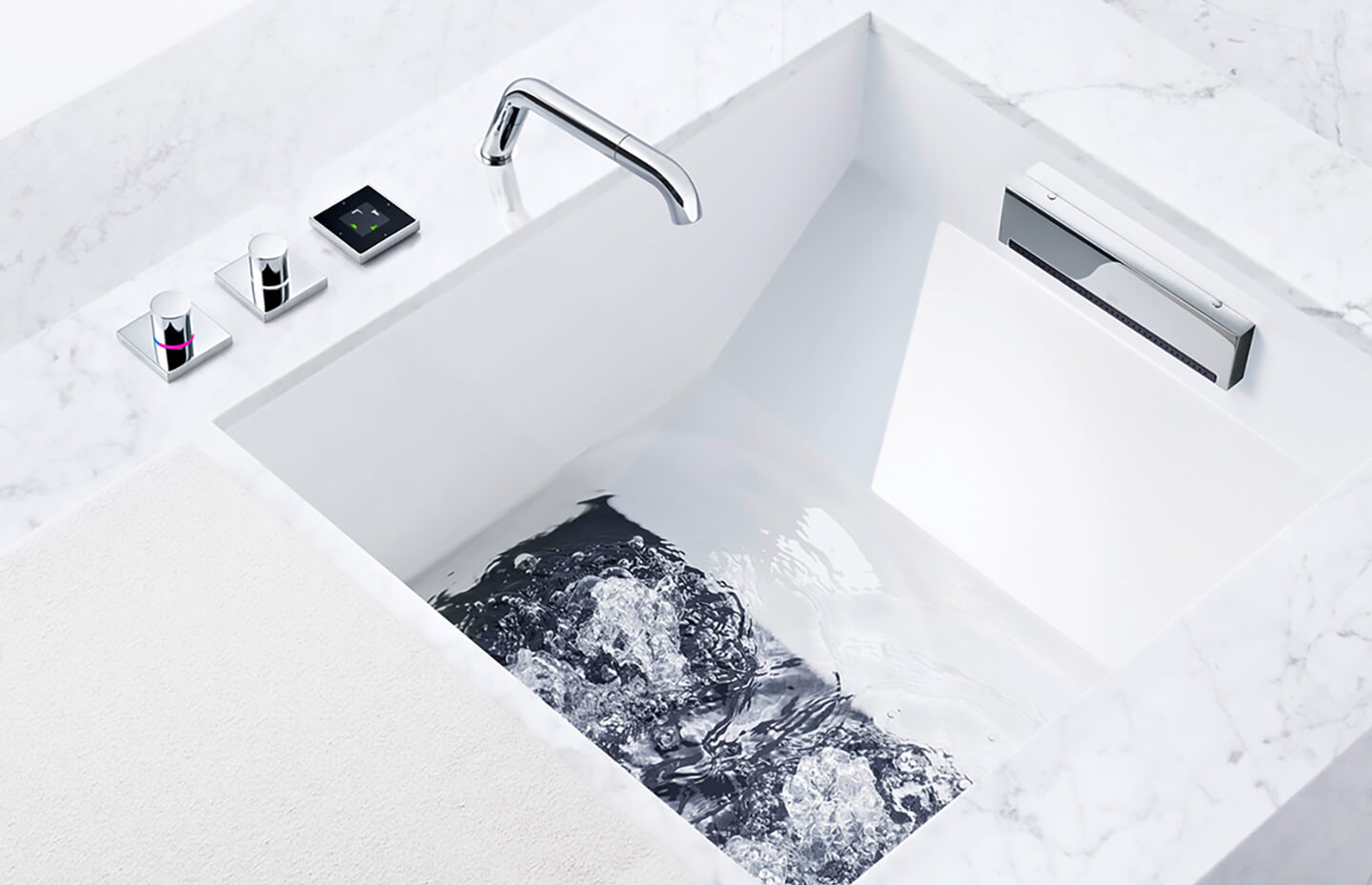 Dornbracht Experience Shower Foot Bath