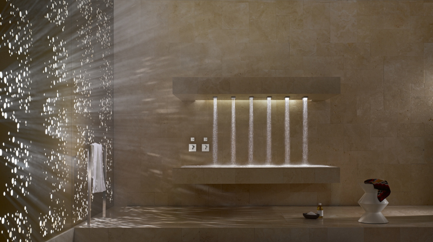 Dornbracht Experience Horizontal Shower