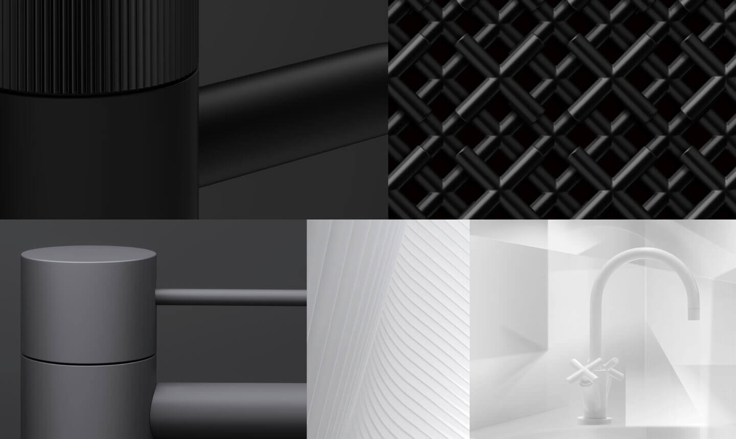 Dornbracht Finishes Architectural Collection