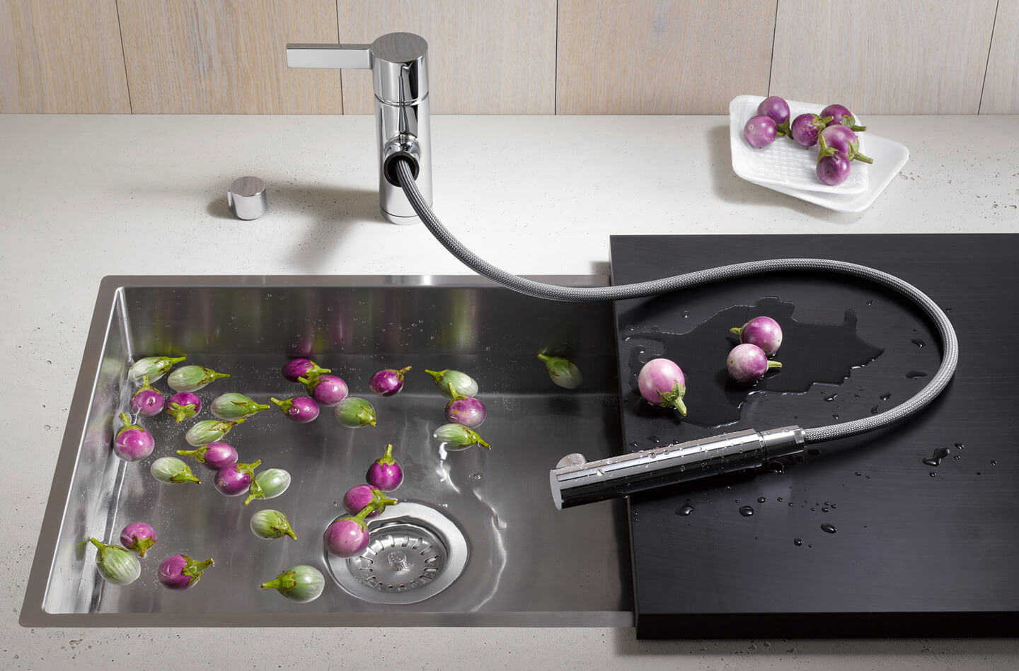 Dornbracht eno chrome Kitchen Inspiration