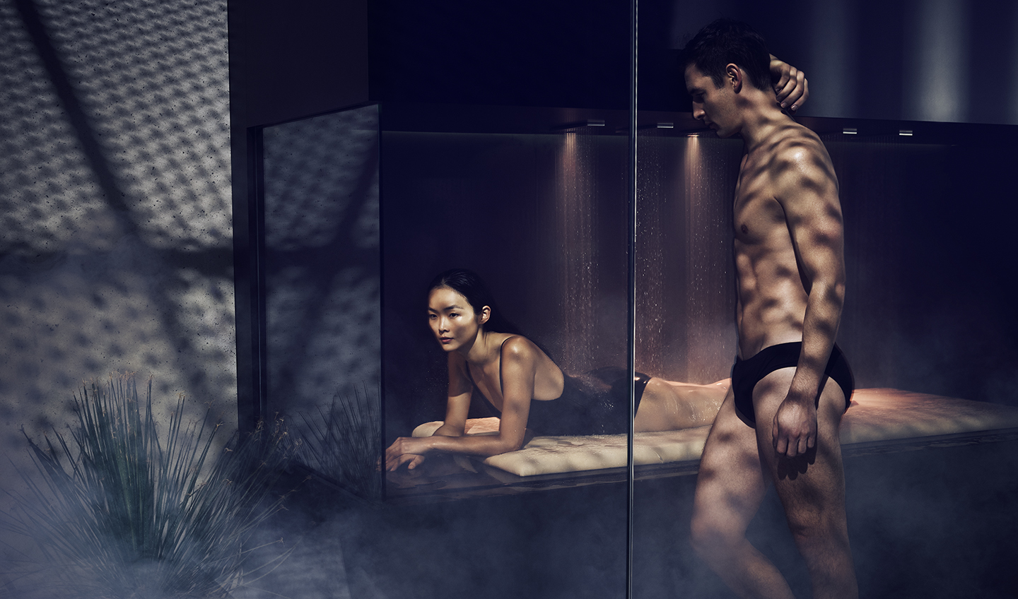 Dornbracht Spa Shower Experience Inspiration