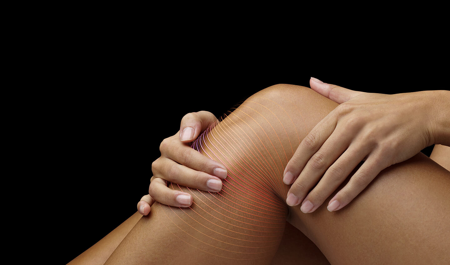 Dornbracht Spa Treatments Knee Pain