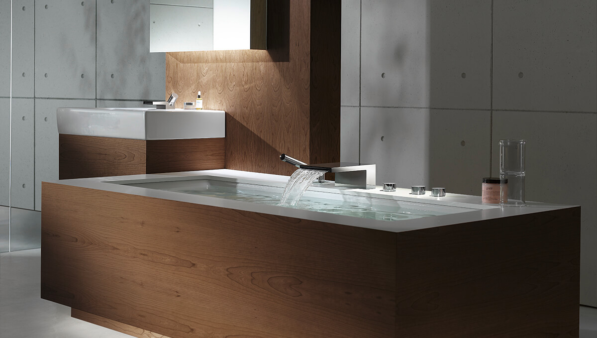 Dornbracht Deque chrome Bathroom