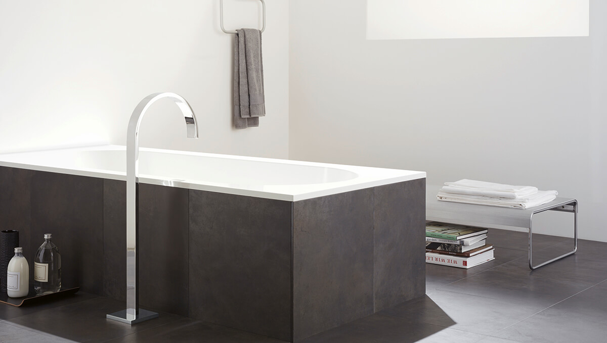 Dornbracht Mem chrome Bathroom