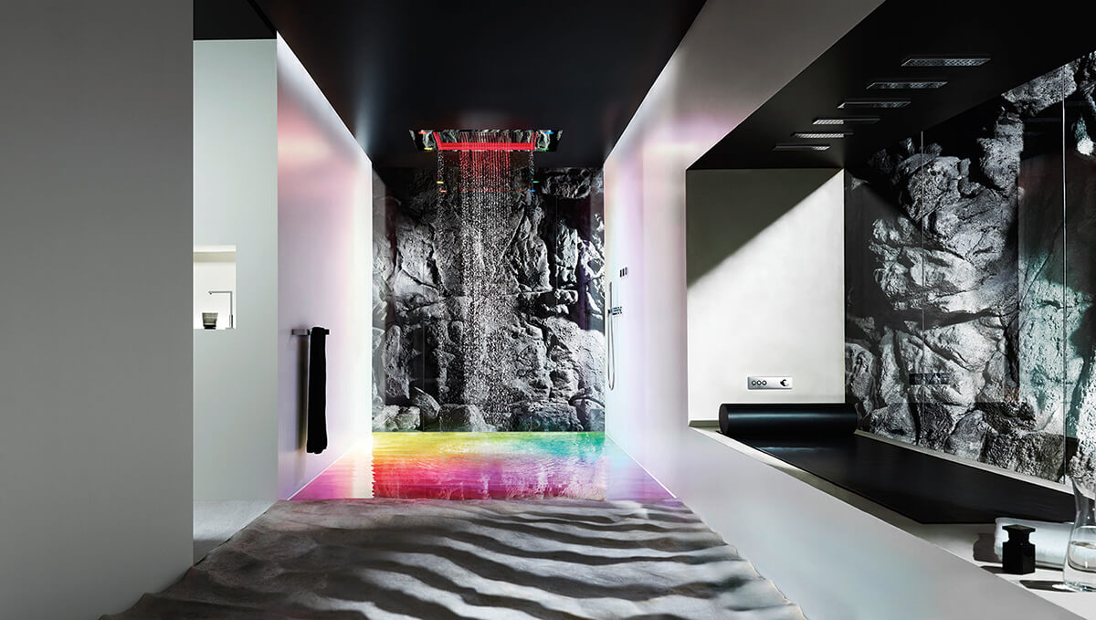 Dornbracht Sensory Sky Bathroom Inspiration