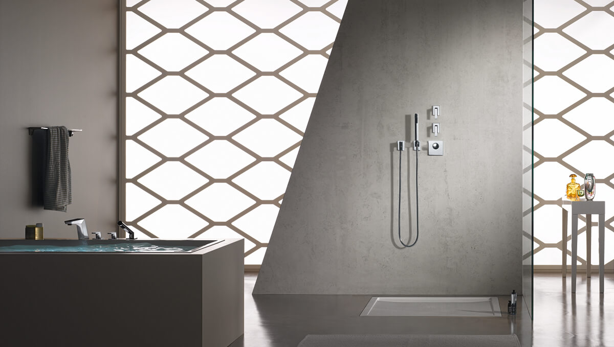 Dornbracht Supernova chrome Bathroom