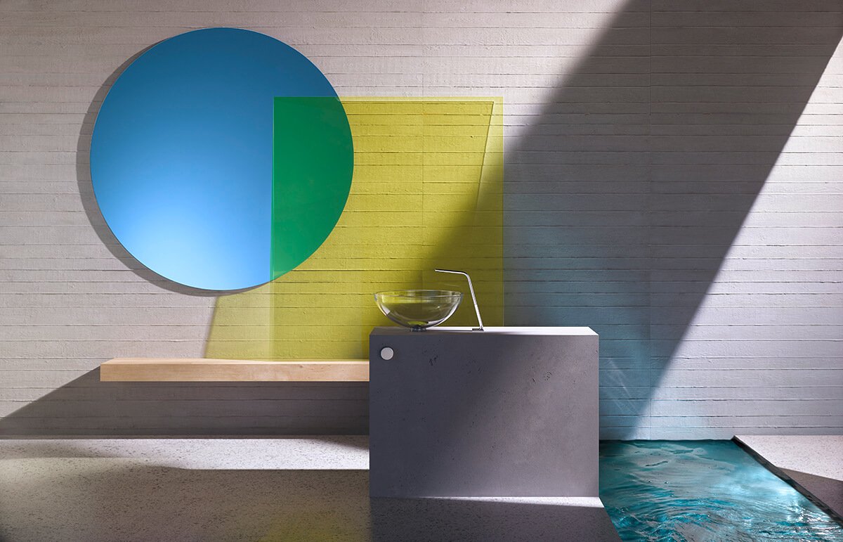 Dornbracht CL1 Chrome Bathroom Inspiration 3