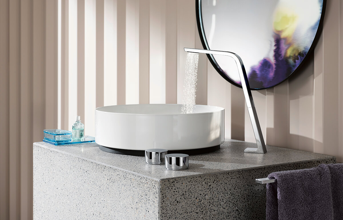Dornbracht CL1 Chrome Bathroom Inspiration 4