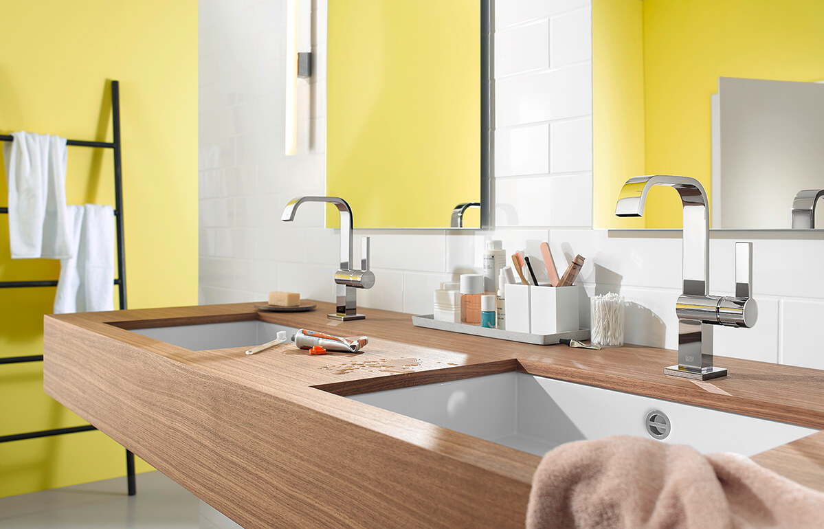 Dornbracht IMO chrome Bathroom Inspiration 3