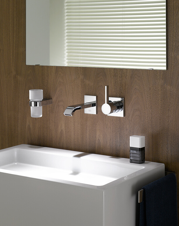 Dornbracht IMO chrome Bathroom Inspiration 6