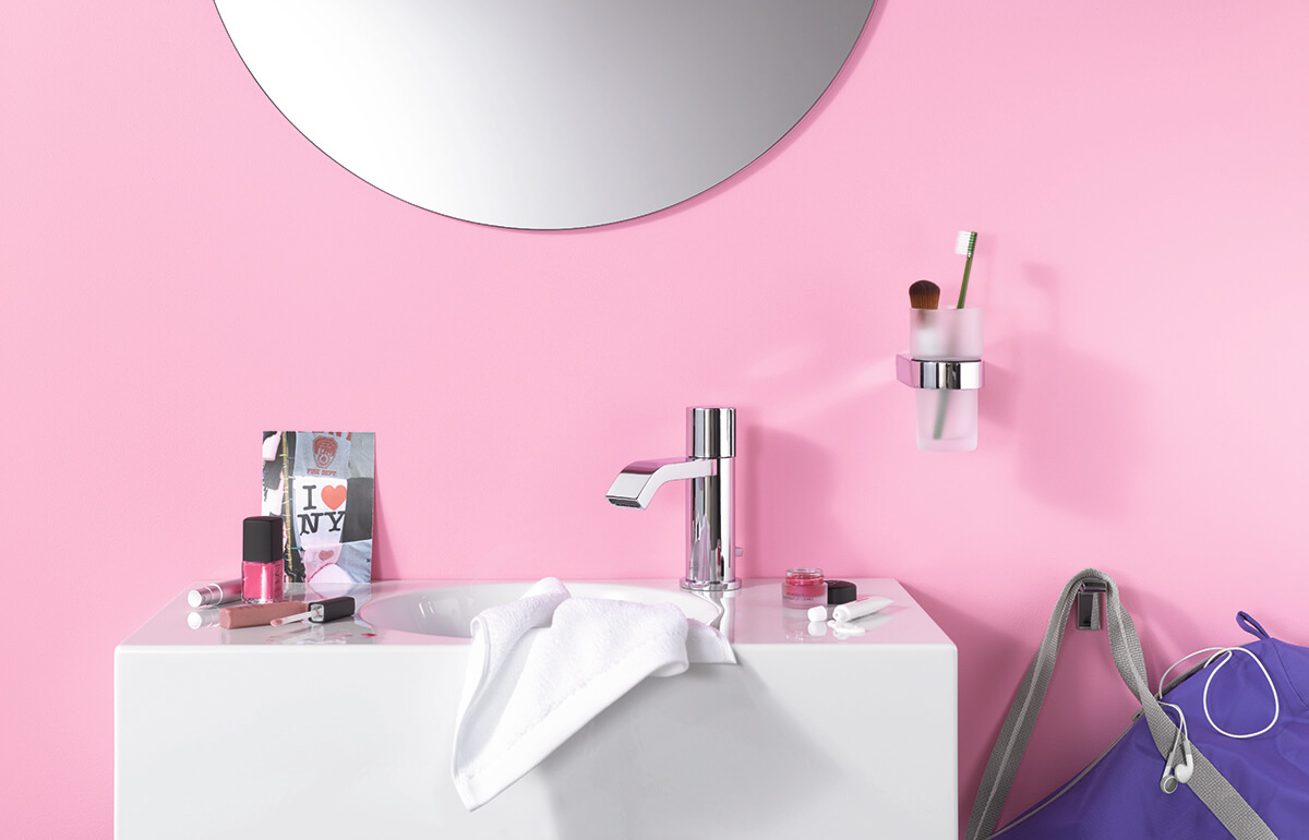 Dornbracht IMO chrome Bathroom Inspiration 7