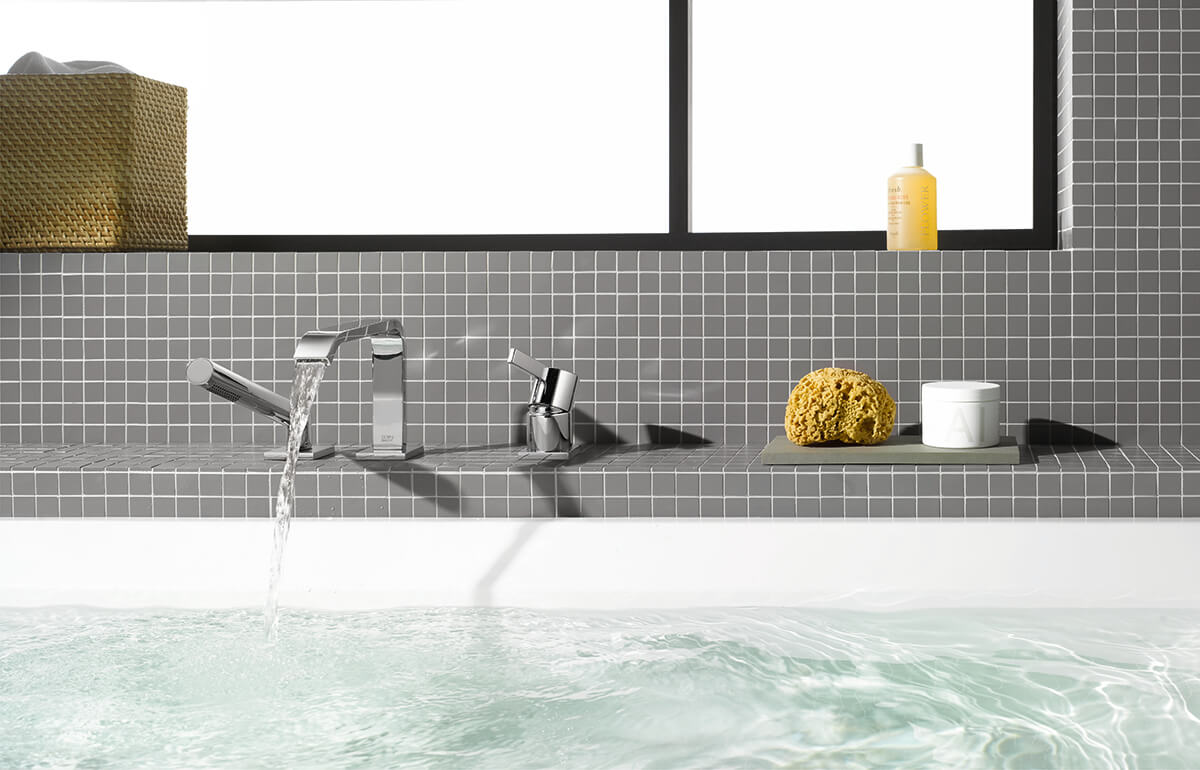 Dornbracht IMO chrome Bathroom Inspiration 8
