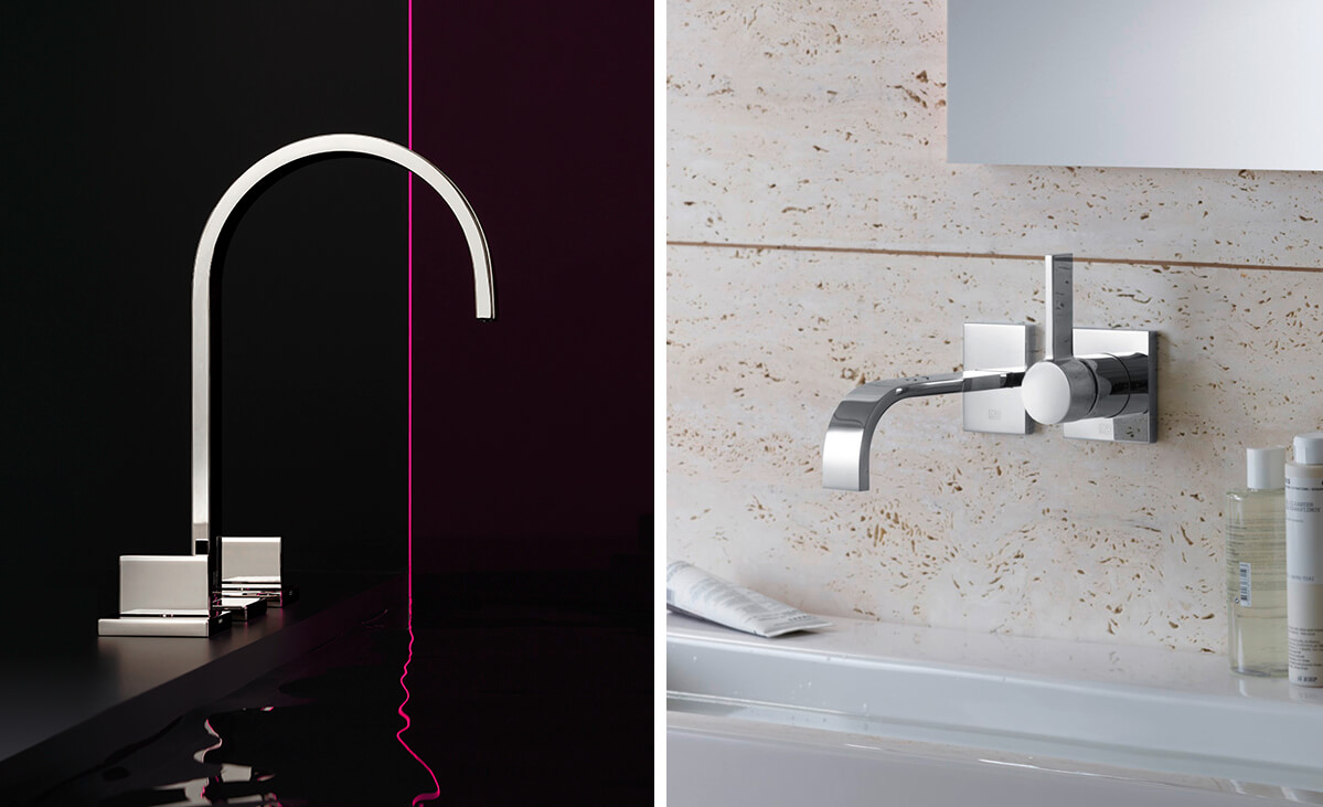 Mem luxury design faucet bathroom inspiration 1 dornbracht