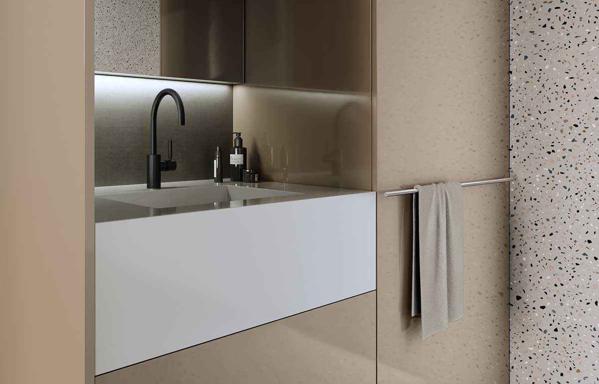 dornbracht Meta Luxury Bathroom