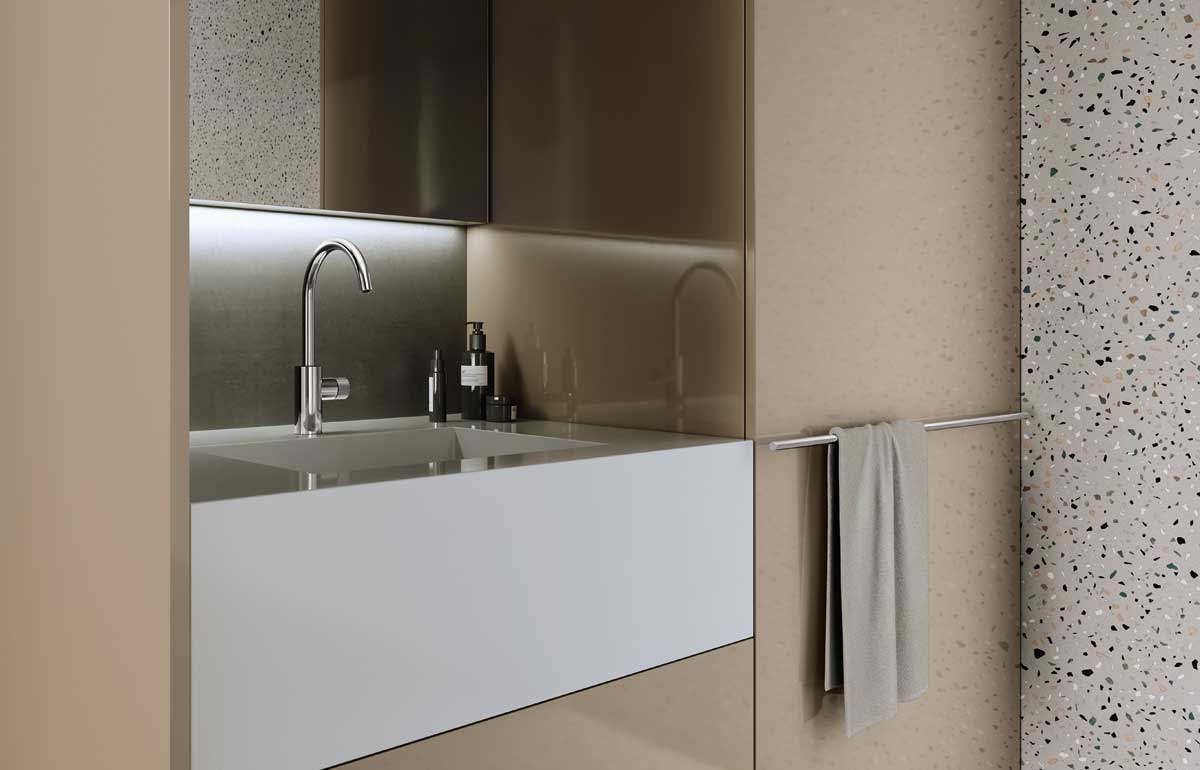 Dornbracht Meta Pure Bathroom Inspiration 8