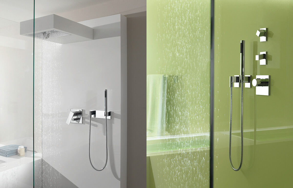 Dornbracht Supernova chrome Bathroom Inspiration 10