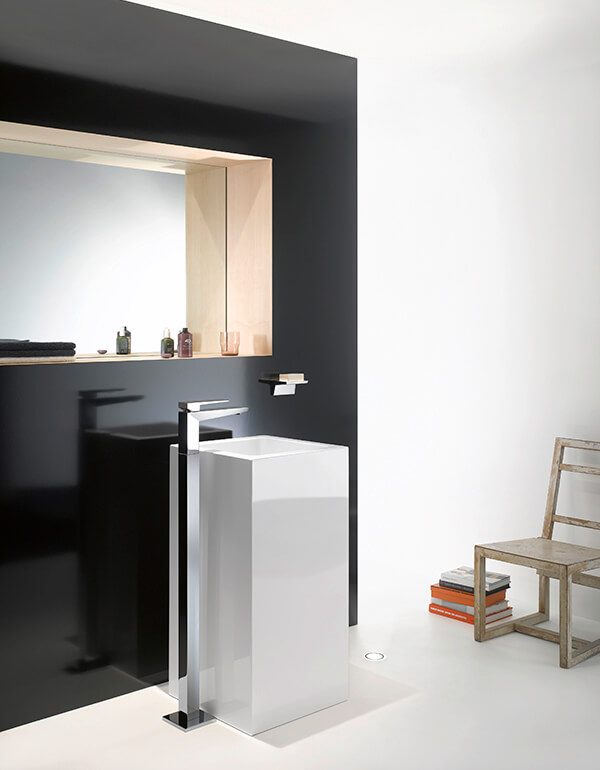Dornbracht Supernova chrome Bathroom Inspiration 7