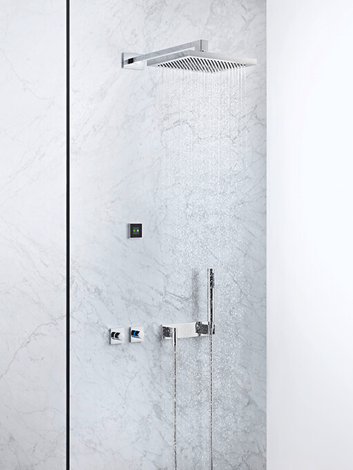 Dornbracht Rain Shower Luxury Bath