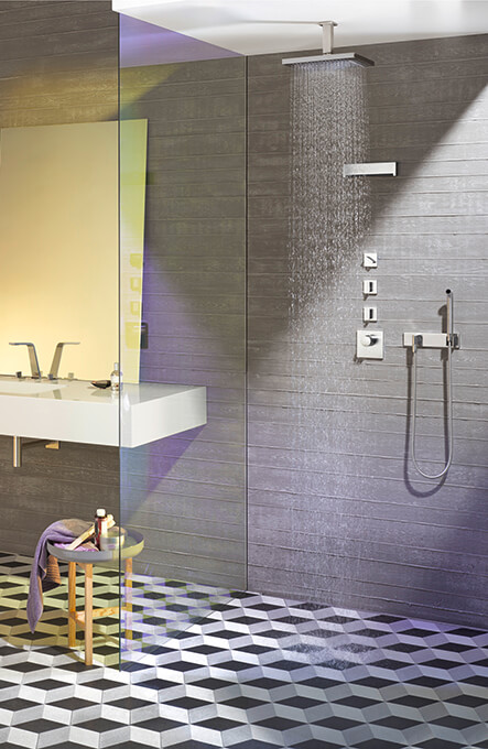 Dornbracht Rain Shower Luxury Bath CL1 Inspiration