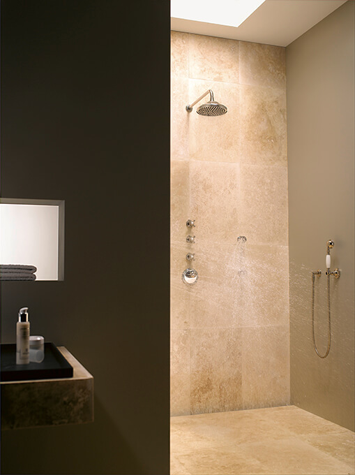 Dornbracht Rain Shower Madison Luxury Bath Inspiration