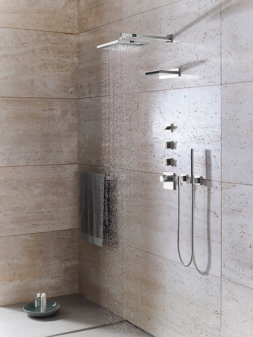 Dornbracht Rain Shower MEM Luxury Bath Inspiration