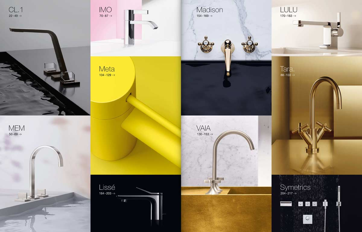 Dornbracht Bathroom Inspiration Book 1