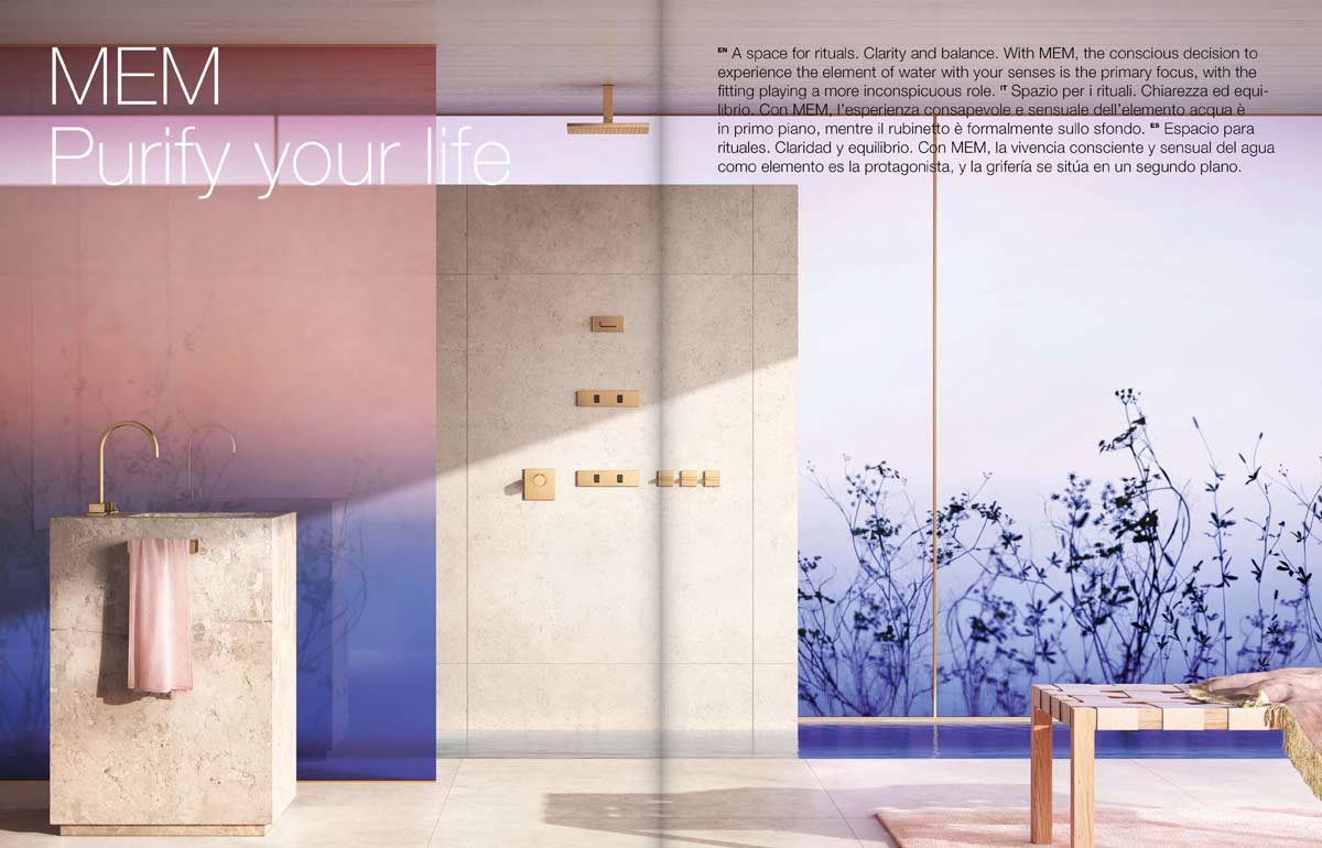 Dornbracht Bathroom Inspiration Book 4