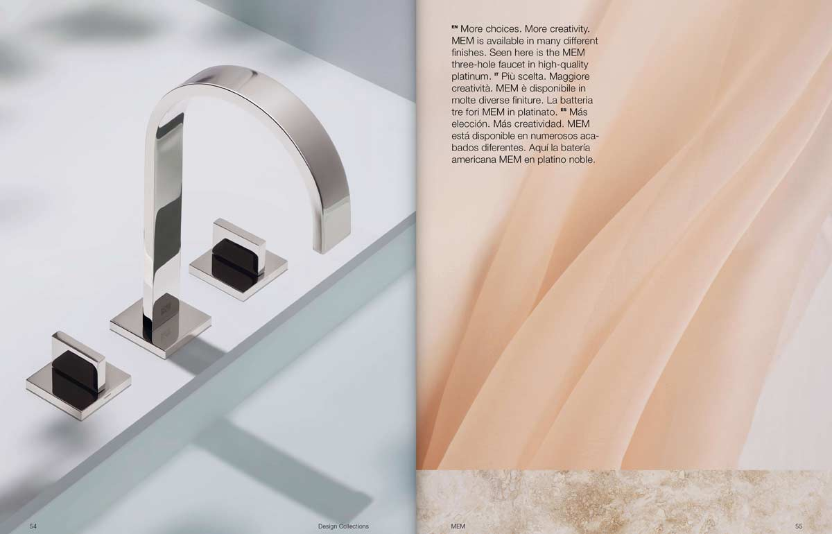 Dornbracht Bathroom Inspiration Book 5