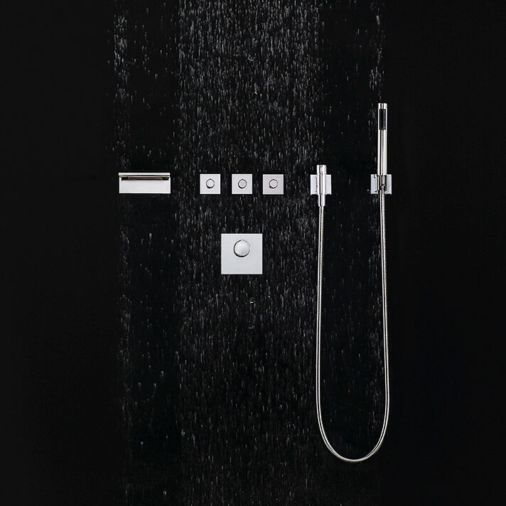 Dornbracht CL1 Shower Bathroom Inspiration