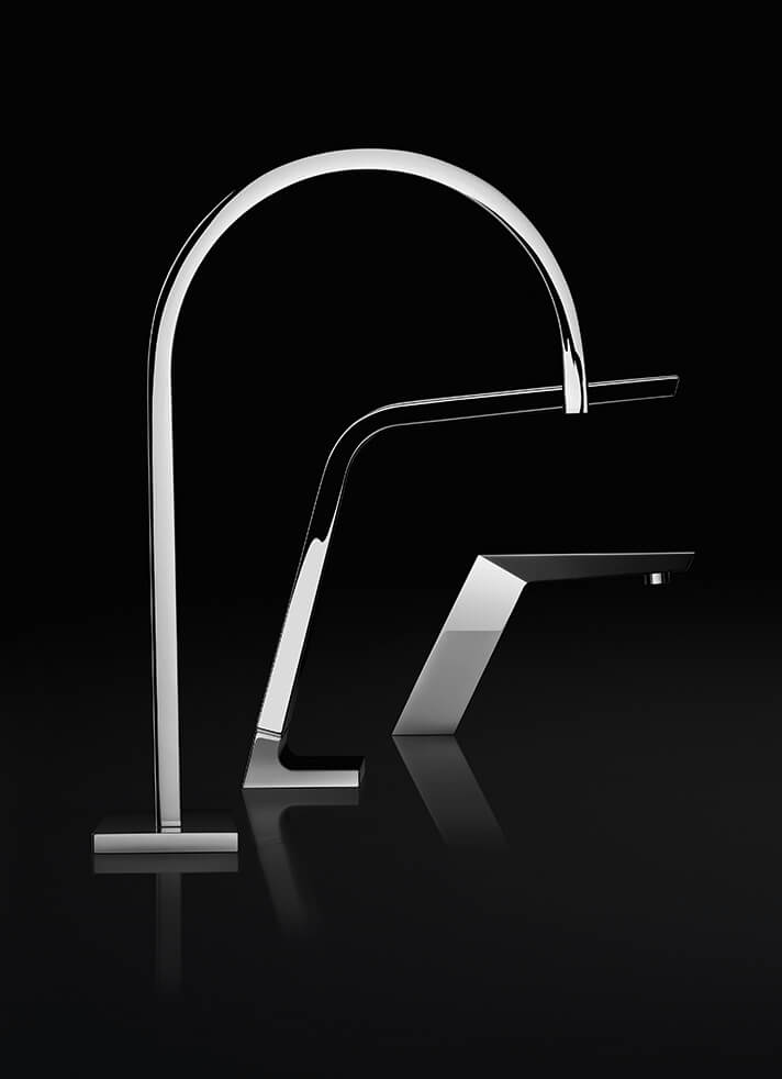 Dornbracht Icons chrome Bathroom Inspiration