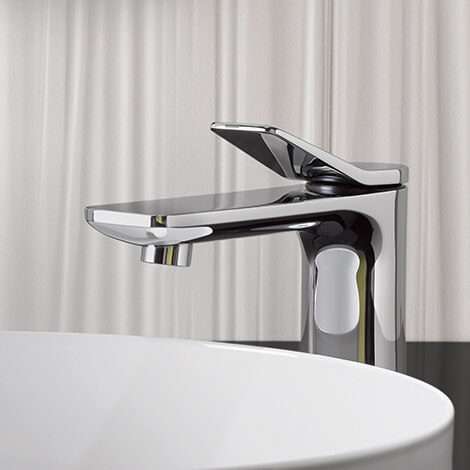 Dornbracht Lisse chrome Bathroom Inspiration